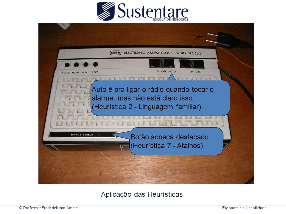 Aplicação das Heurísticas