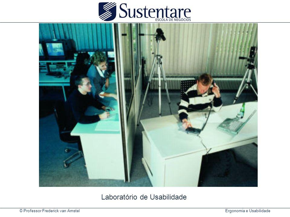Laboratório de Usabilidade