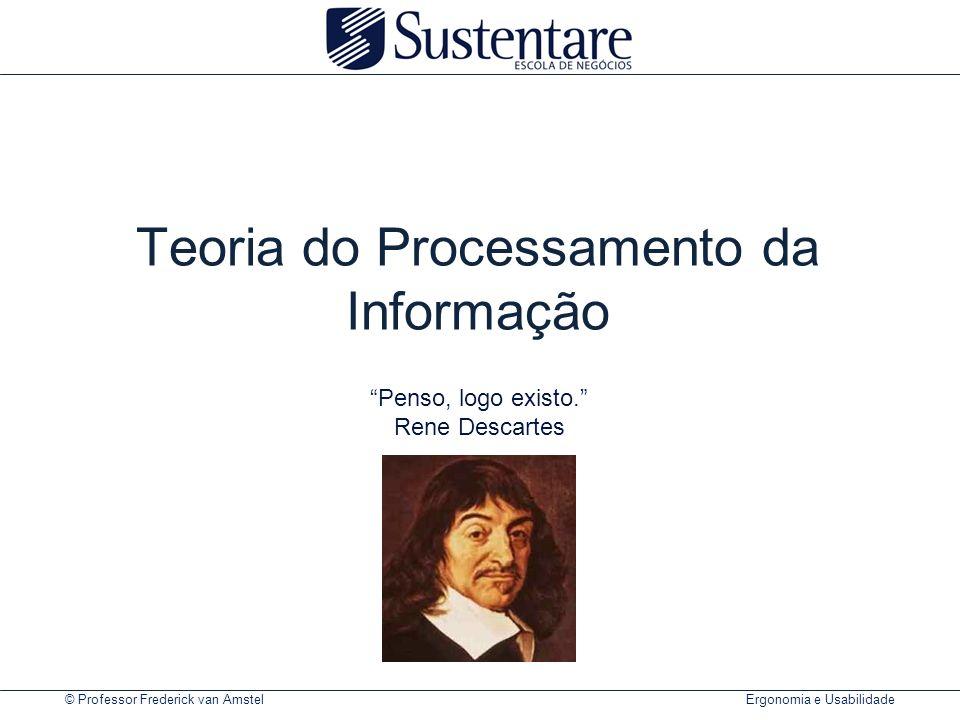 Teoria do Processamento da Informação