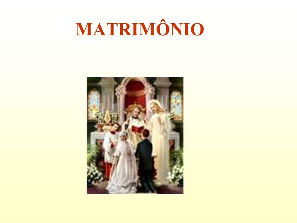 MATRIMÔNIO
