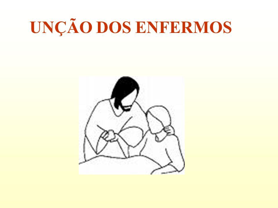 UNÇÃO DOS ENFERMOS