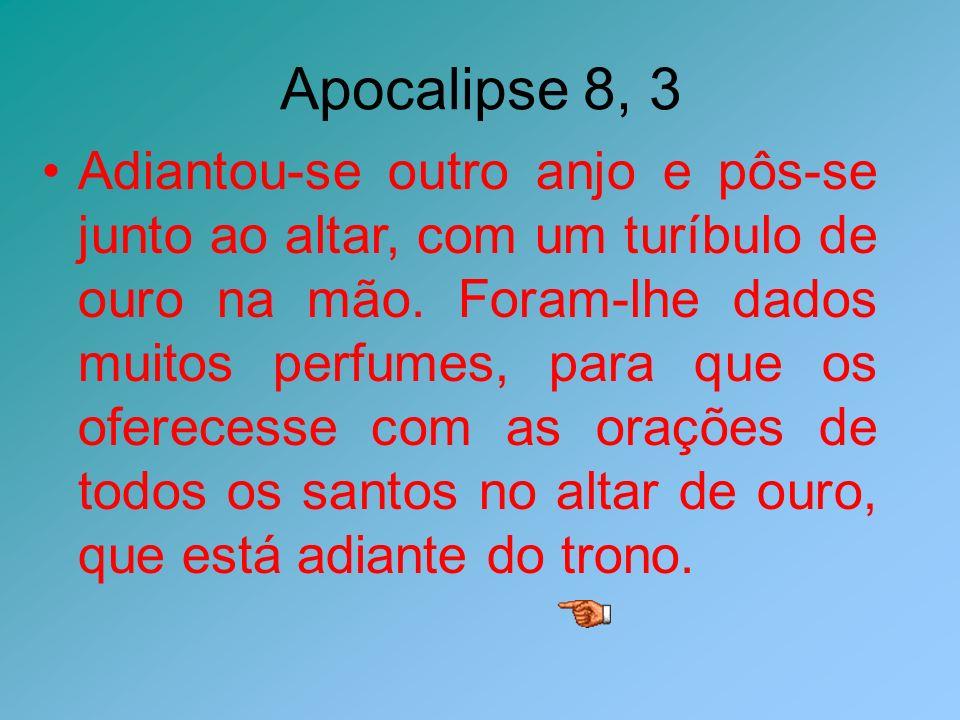 Apocalipse 8, 3