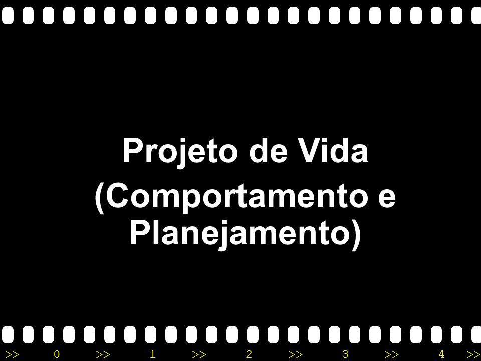 (Comportamento e Planejamento)