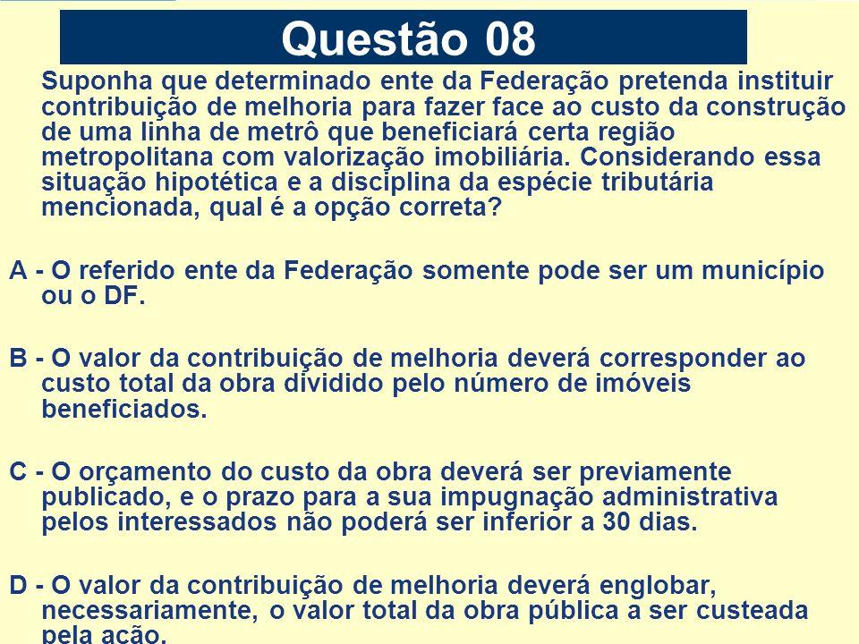Questão 08