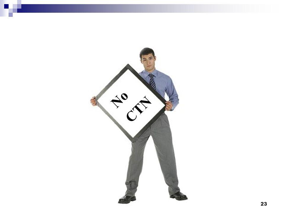 No CTN