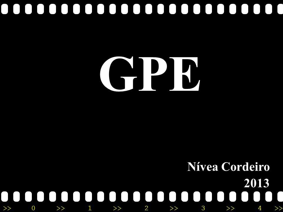 GPE Nívea Cordeiro 2013