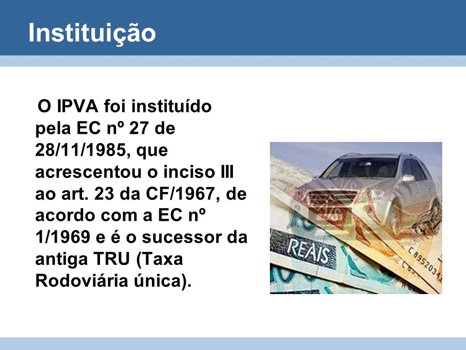Instituição