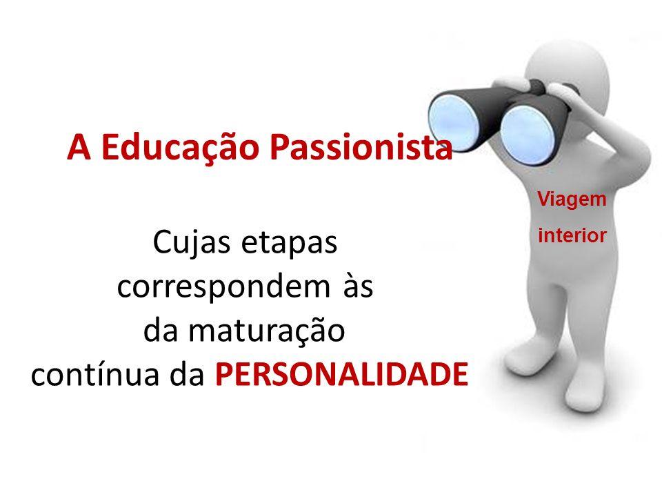 A Educação Passionista