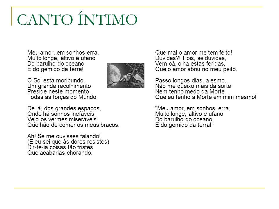 CANTO ÍNTIMO