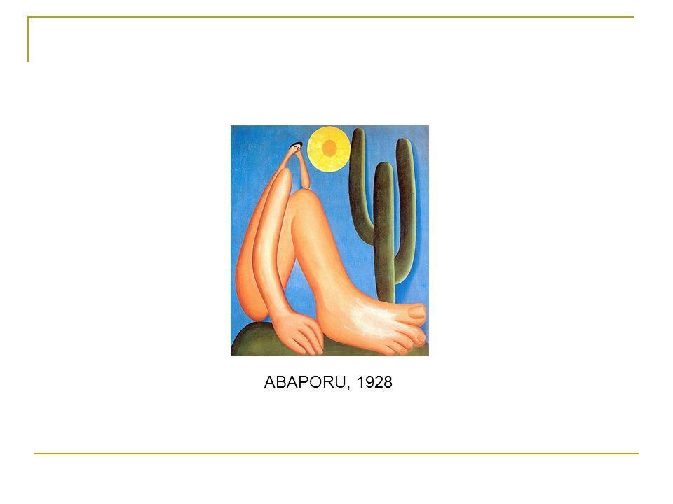 ABAPORU, 1928