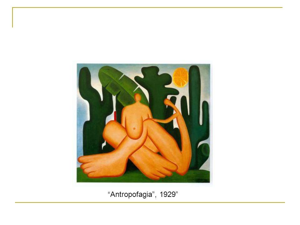 Antropofagia , 1929