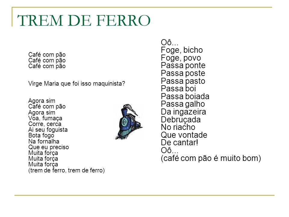 TREM DE FERRO