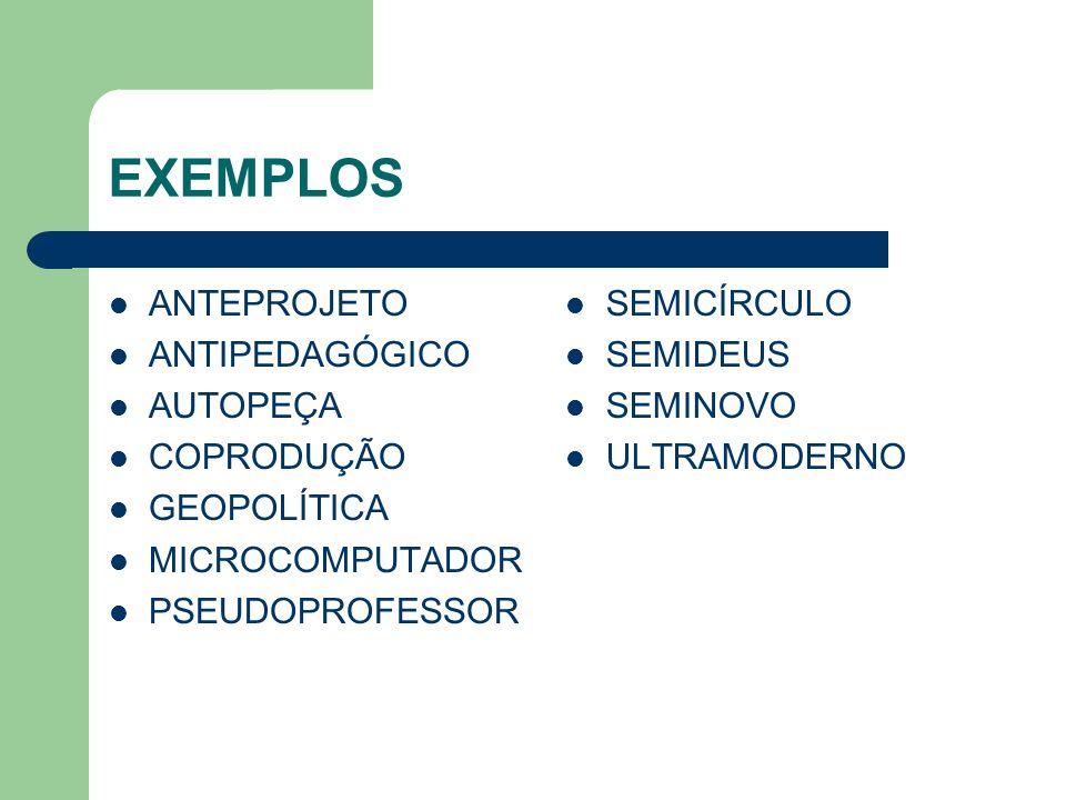 EXEMPLOS ANTEPROJETO ANTIPEDAGÓGICO AUTOPEÇA COPRODUÇÃO GEOPOLÍTICA