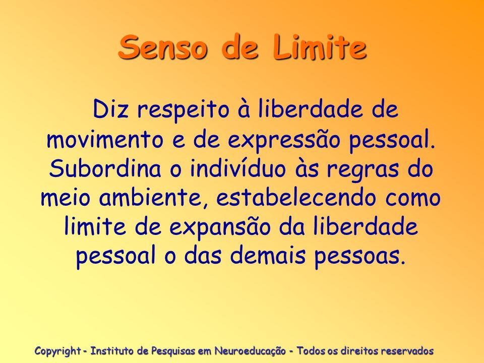 Senso de Limite
