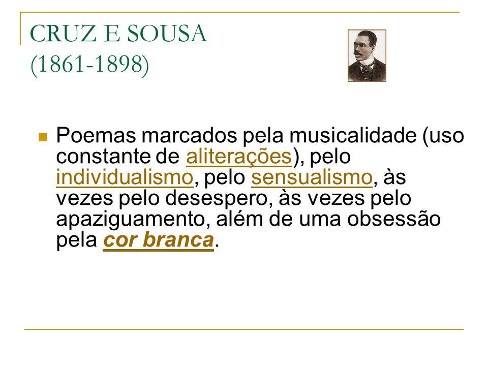 CRUZ E SOUSA (1861-1898)