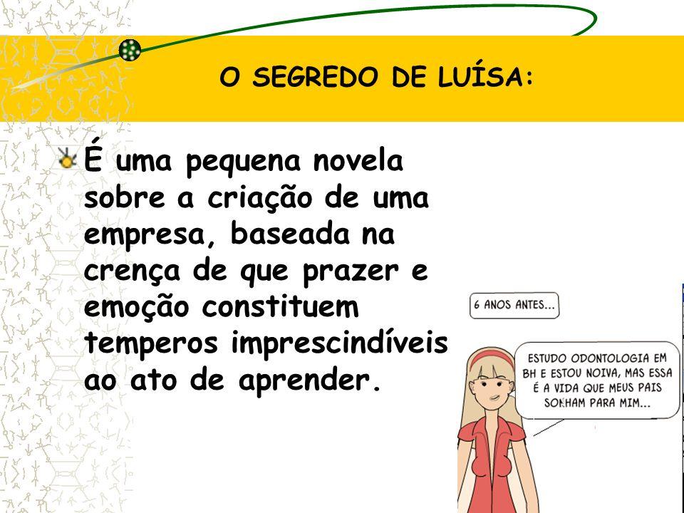 O SEGREDO DE LUÍSA: