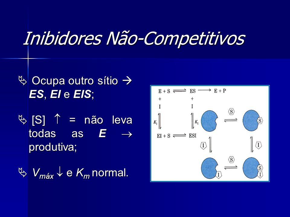 Inibidores Não-Competitivos