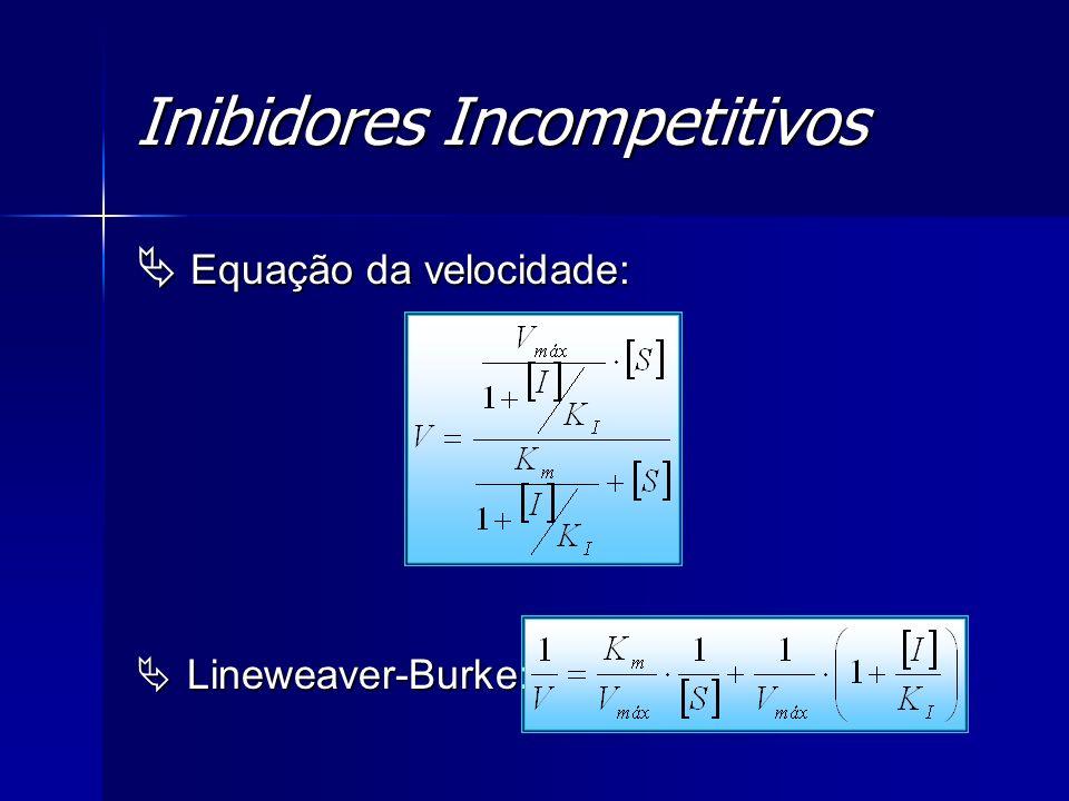 Inibidores Incompetitivos