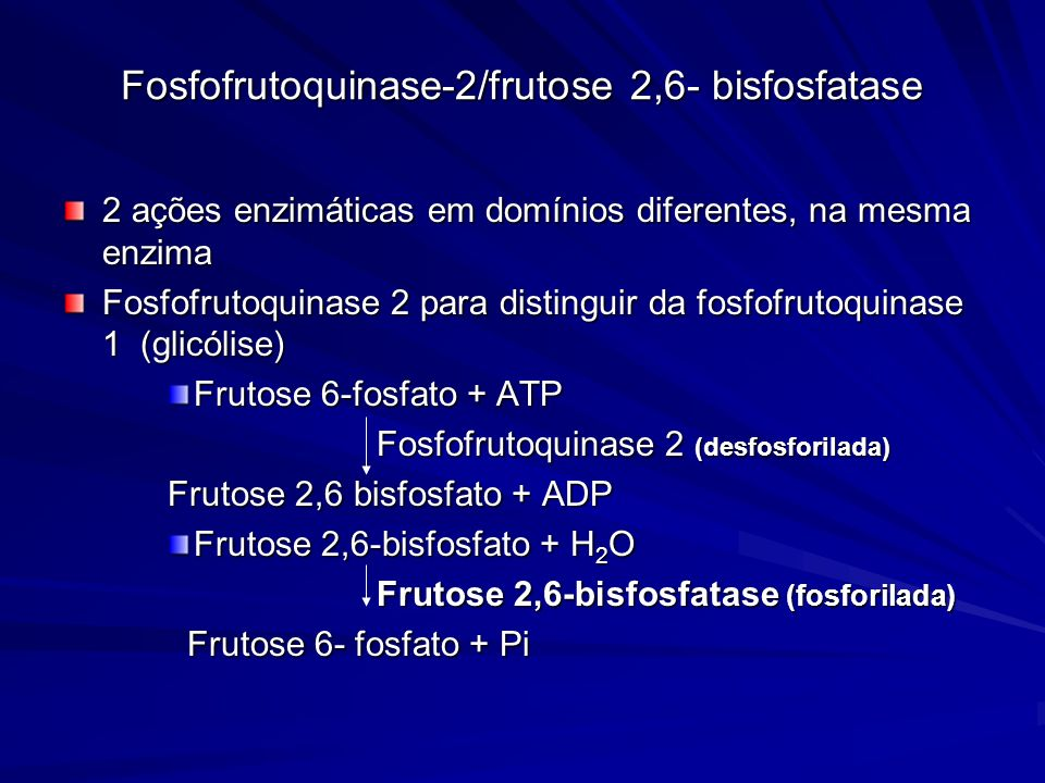 Fosfofrutoquinase-2/frutose 2,6- bisfosfatase
