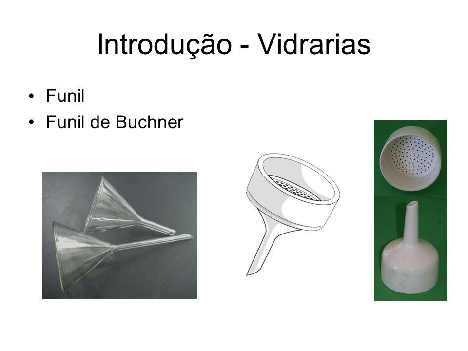 Introdução - Vidrarias