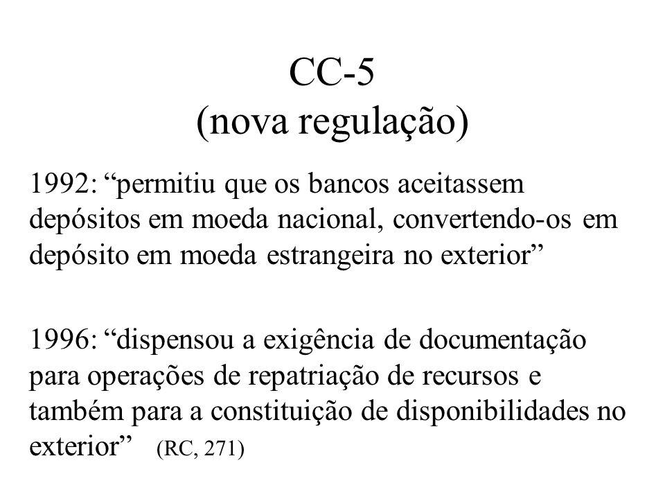 CC-5 (nova regulação)