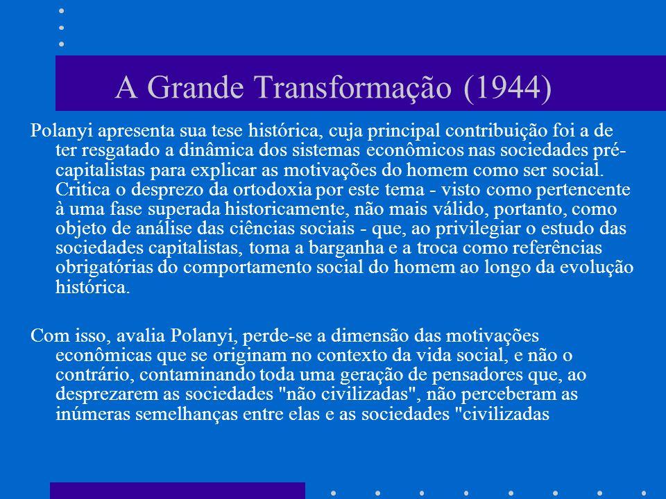 A Grande Transformação (1944)
