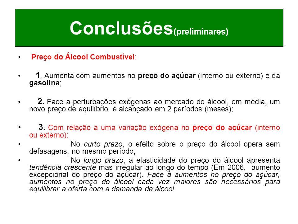 Conclusões(preliminares)