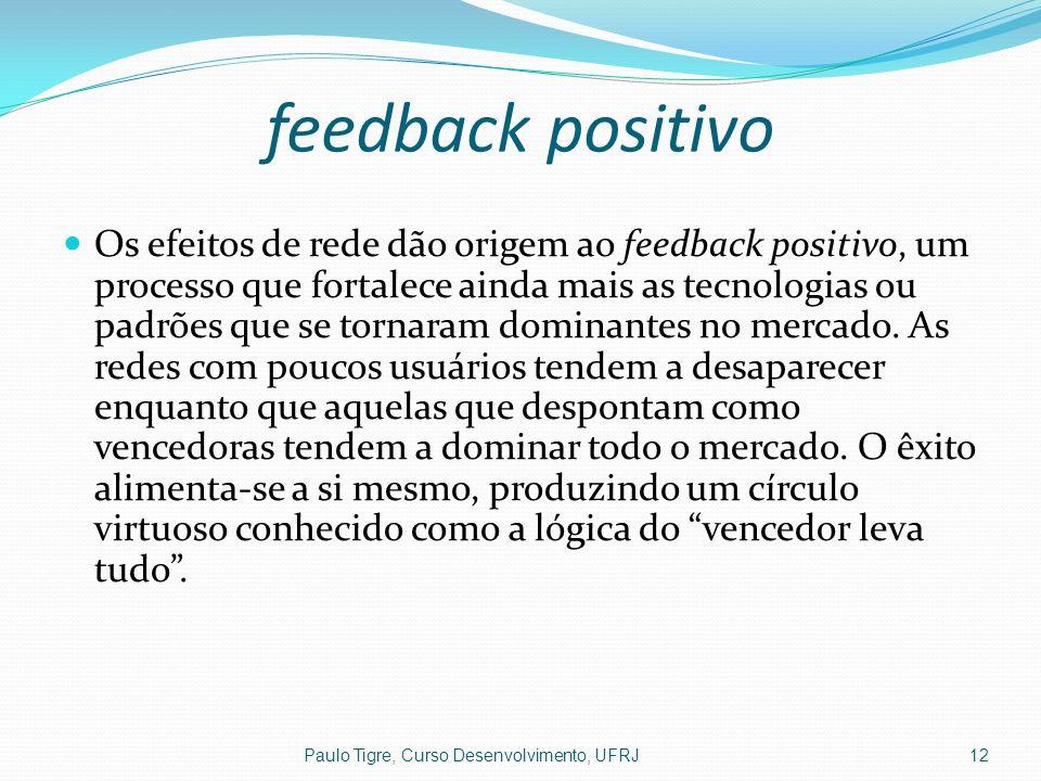 feedback positivo