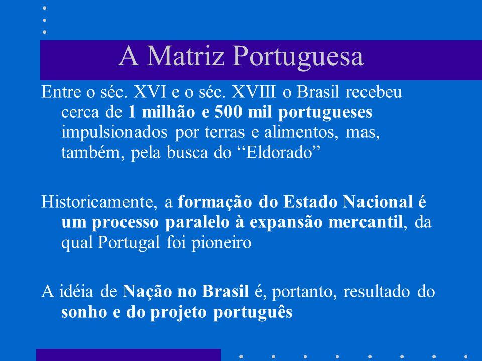 A Matriz Portuguesa