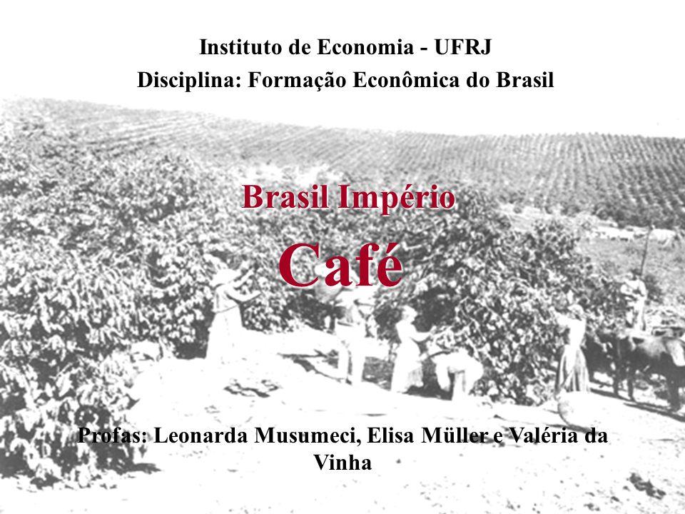 Café Brasil Império Instituto de Economia - UFRJ