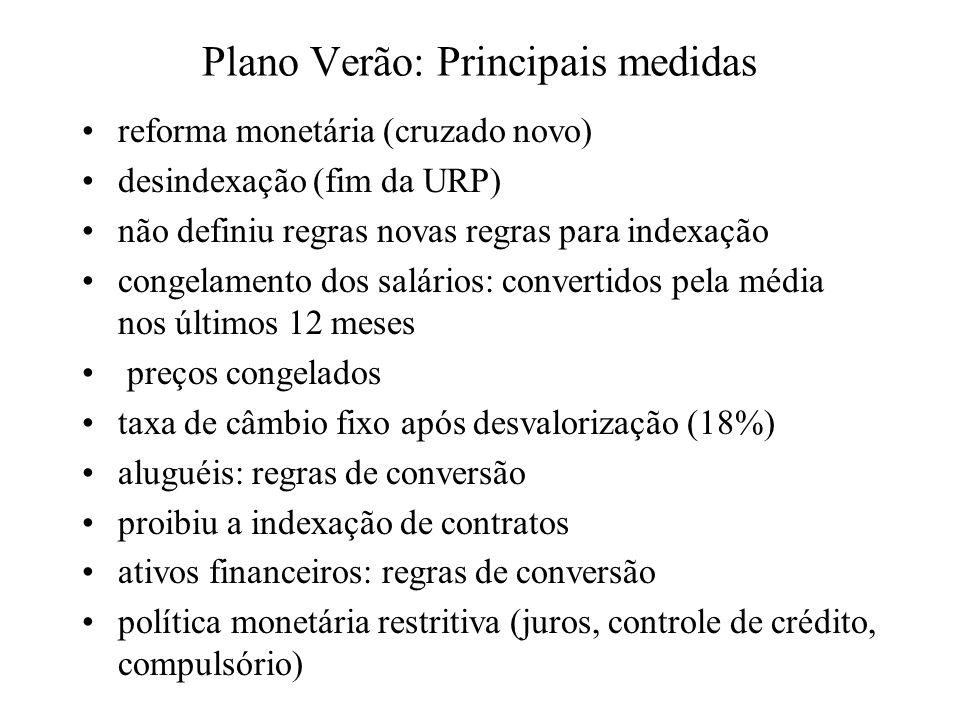 Plano Verão: Principais medidas