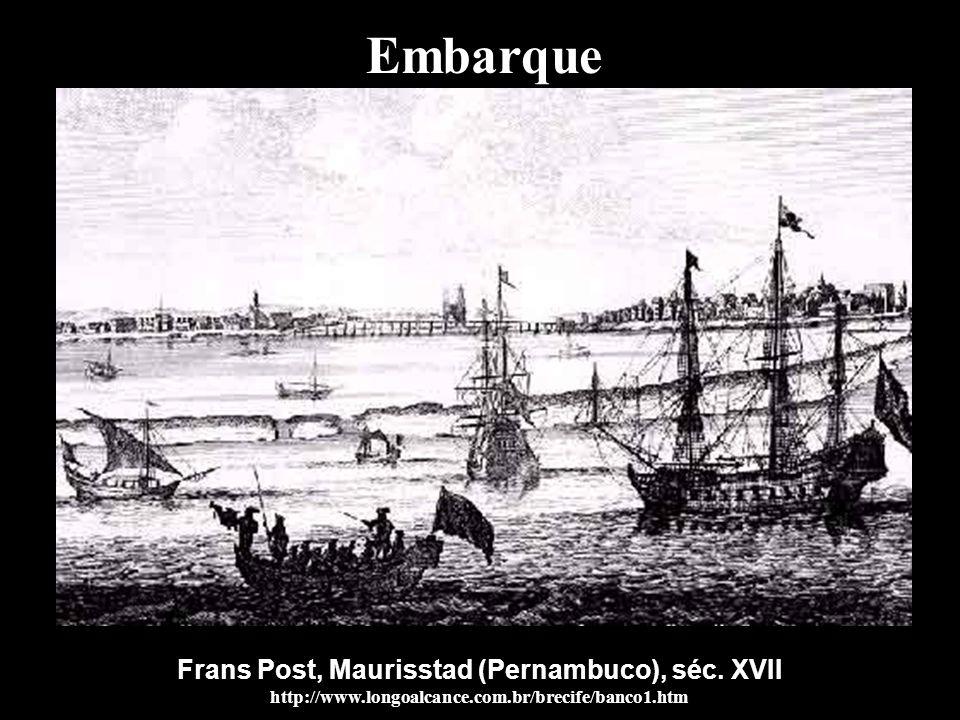 Frans Post, Maurisstad (Pernambuco), séc. XVII