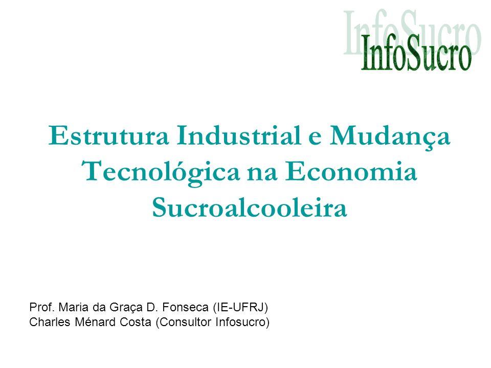 Estrutura Industrial e Mudança Tecnológica na Economia Sucroalcooleira
