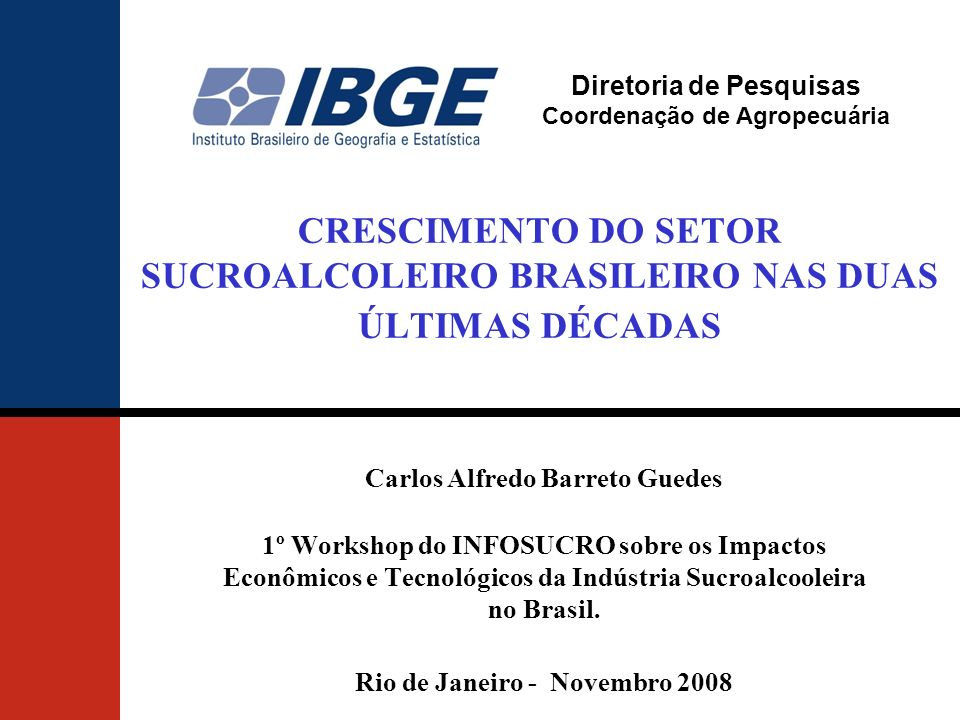 Carlos Alfredo Barreto Guedes Rio de Janeiro - Novembro 2008