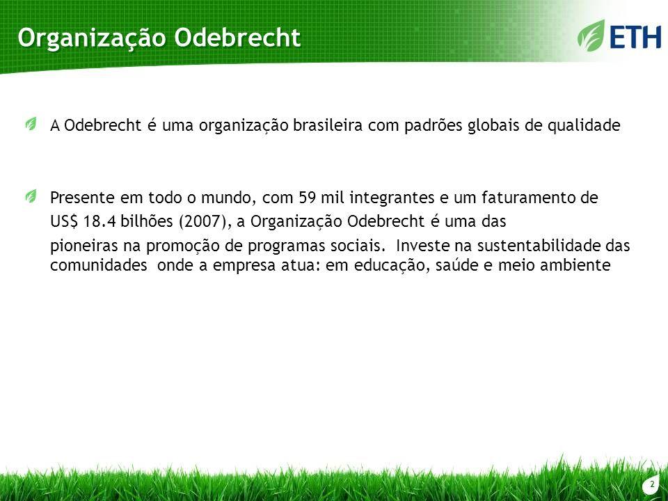 Organização Odebrecht