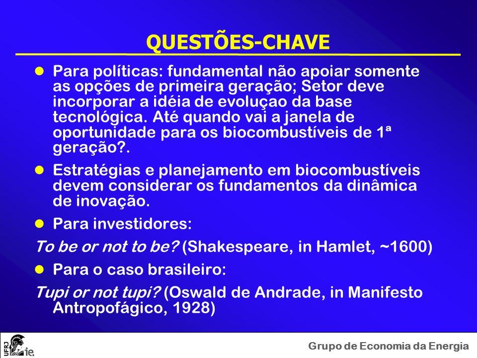 QUESTÕES-CHAVE