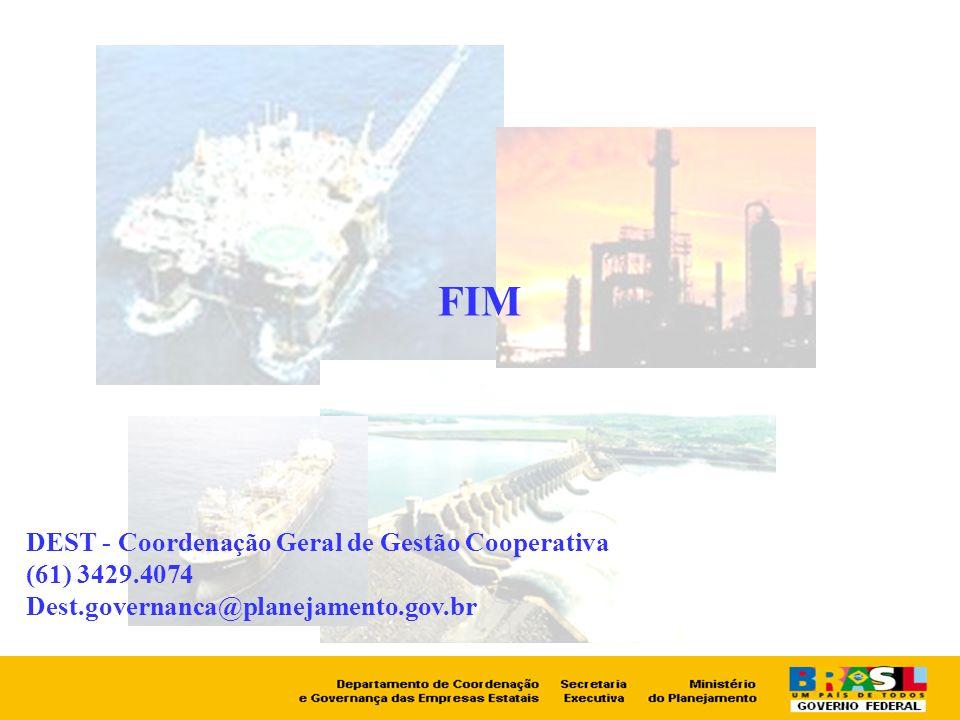 FIM DEST - Coordenação Geral de Gestão Cooperativa (61) 3429.4074