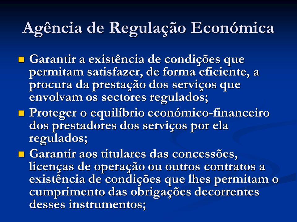 Agência de Regulação Económica