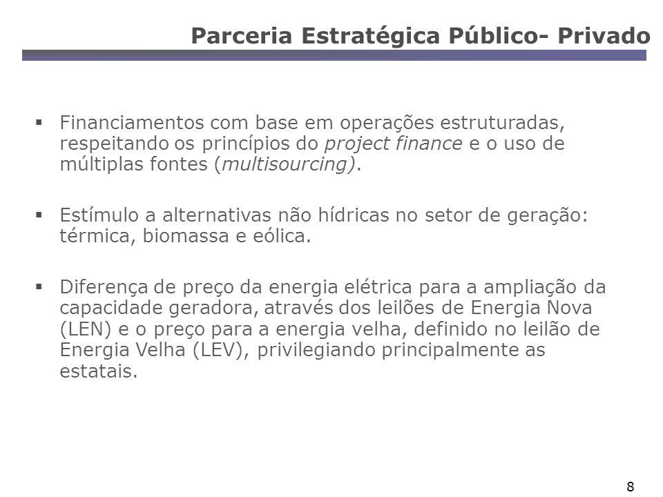 Parceria Estratégica Público- Privado