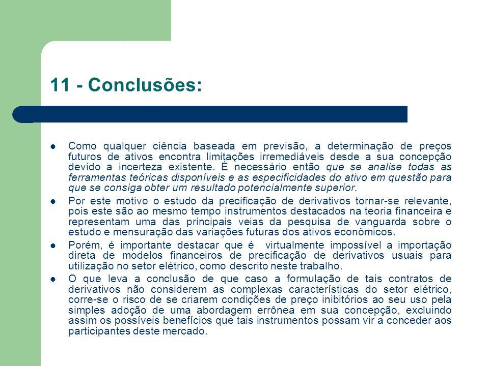 11 - Conclusões: