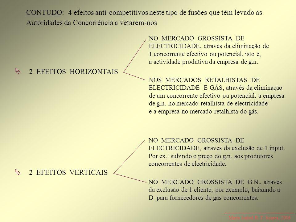 CONTUDO: 4 efeitos anti-competitivos neste tipo de fusões que têm levado as Autoridades da Concorrência a vetarem-nos