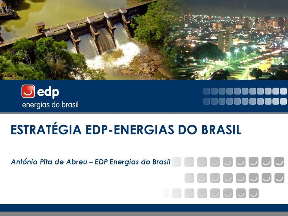 ESTRATÉGIA EDP-ENERGIAS DO BRASIL