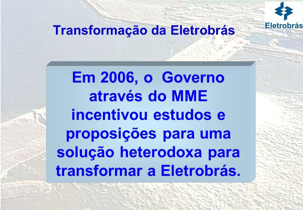 Transformação da Eletrobrás
