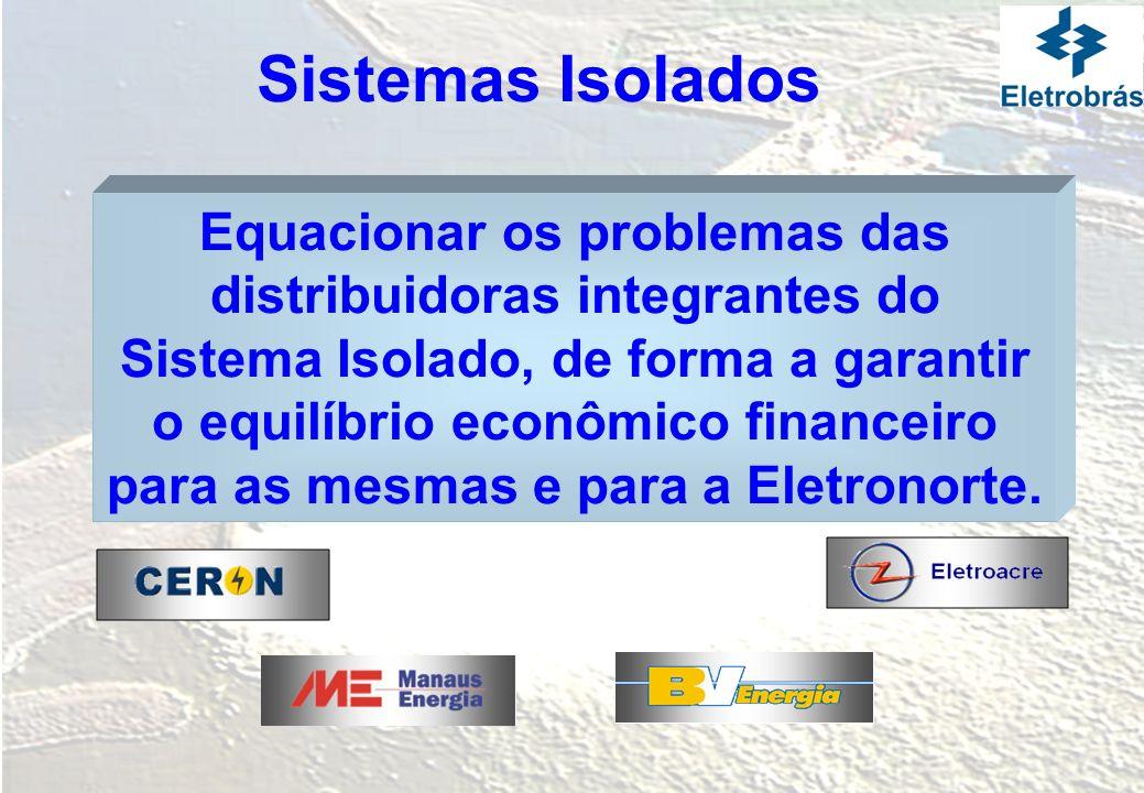 Sistemas Isolados