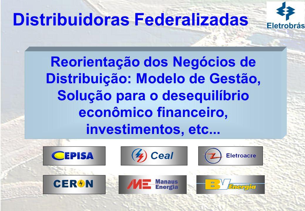 Distribuidoras Federalizadas