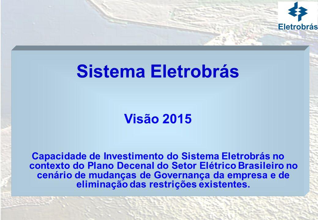 Sistema Eletrobrás Visão 2015