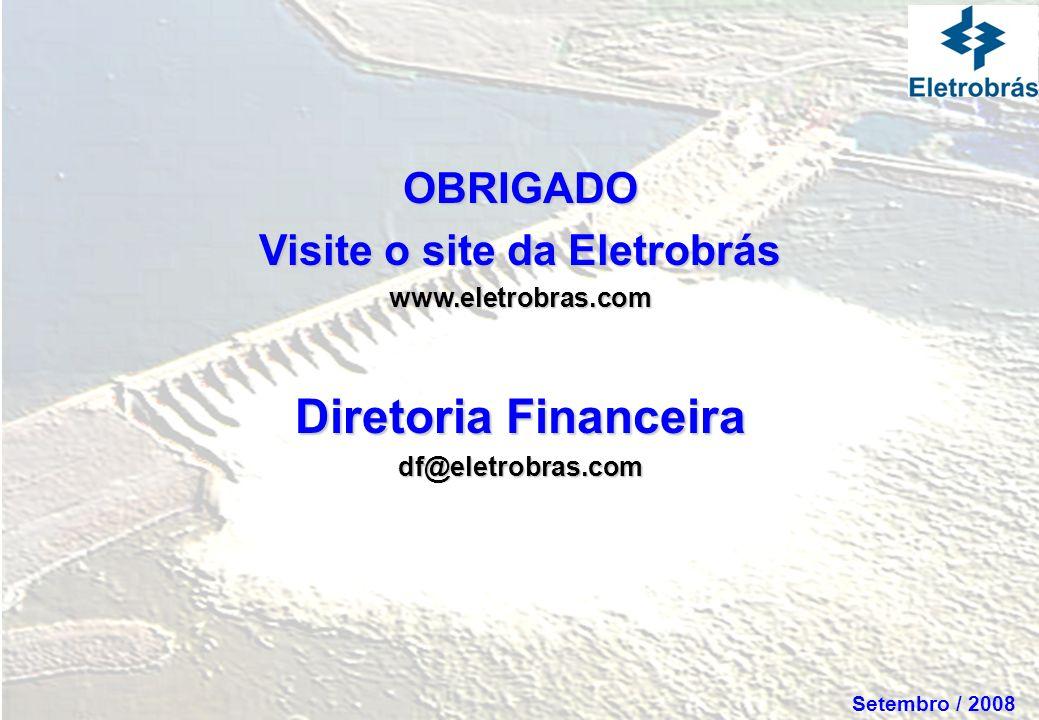Visite o site da Eletrobrás