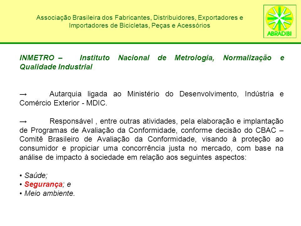 Associação Brasileira dos Fabricantes, Distribuidores, Exportadores e Importadores de Bicicletas, Peças e Acessórios