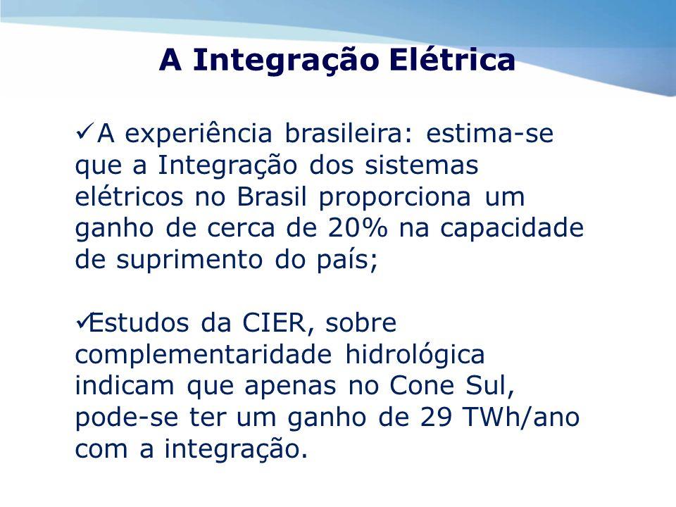 A Integração Elétrica