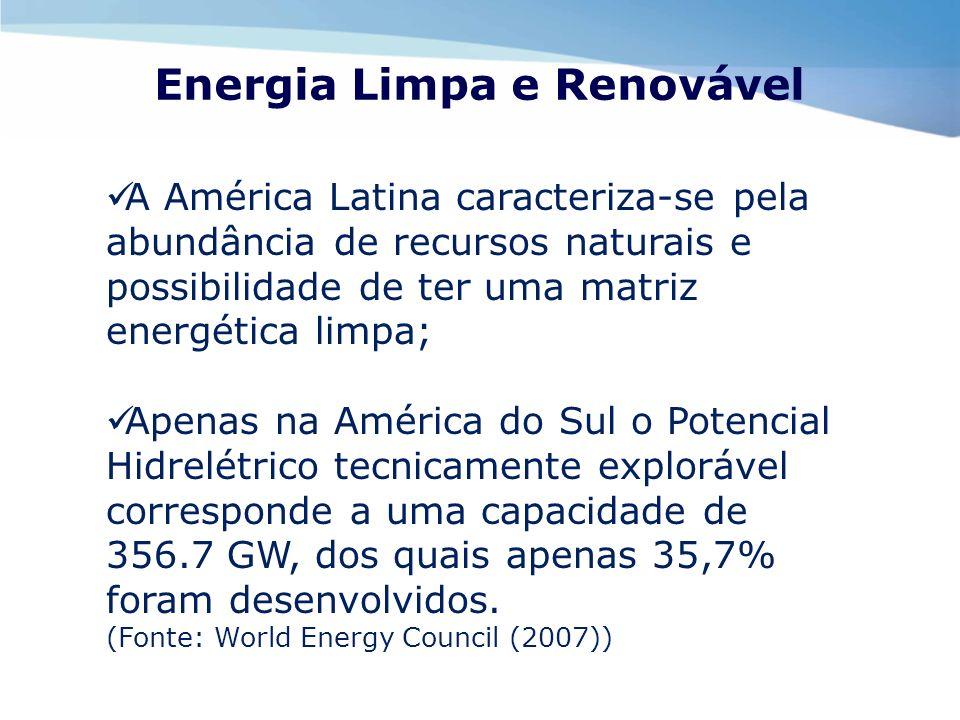 Energia Limpa e Renovável